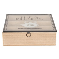 Tea box (6 compartments) |...