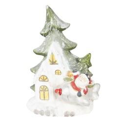 Dekoration Weihnachtsmann |...