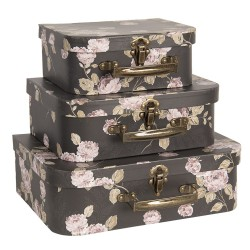 Decoration suitcase ( set 3...
