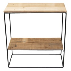 Wall table reclaimed wood |...