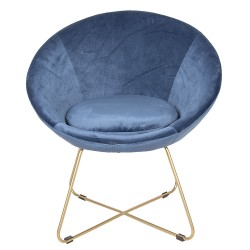 Chair | 76*66*78 cm | Blue...