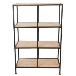 Cabinet iron and wood  ...