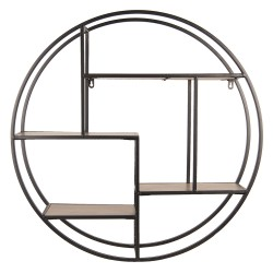 Wall rack | Ø 70*15 cm |...