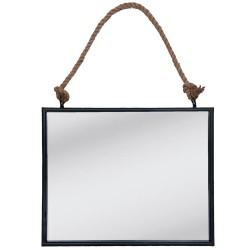 Miroir | 50*4*40 cm | Noir...