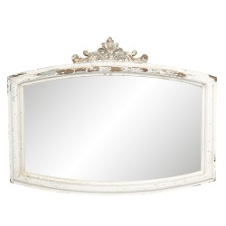 Miroir | 72*4*55 cm | Blanc...