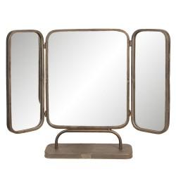 Mirror triptych | 66*14*50...