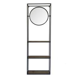 Spiegel mit Regal  ...