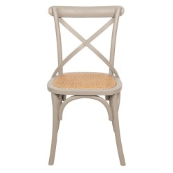 Chair | 46*42*87 cm | Gray...