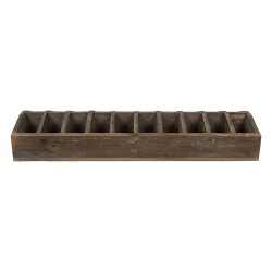 Tray with boxes | 84*25*12...