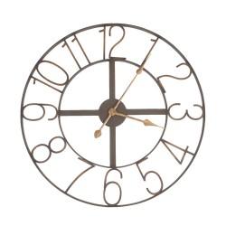 Horloge murale | Ø 60*2 cm...