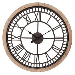 Horloge murale | Ø 60*4 cm...