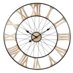 Horloge murale | Ø 80*4 cm...