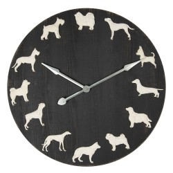 Wall clock | Ø 80*6 cm /...