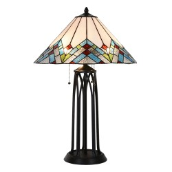 Lampe de table Tiffany | Ø...