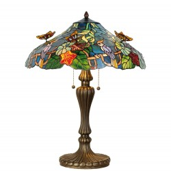 LumiLamp Tiffany Tischlampe...