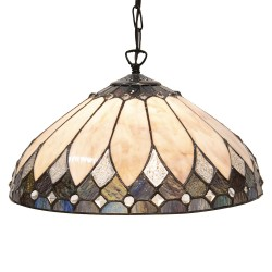 LumiLamp Hanglamp Tiffany...