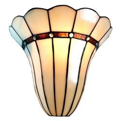 LumiLamp Wandlamp Tiffany...