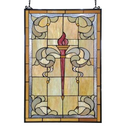 Tiffany glass panel | 50*78...