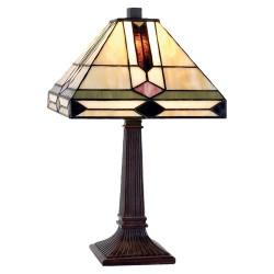 LumiLamp Wall Lamp Tiffany...
