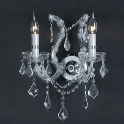 Wall lamp crystal glas |...