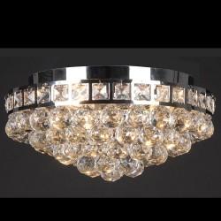 Plafondlamp kristal glas |...