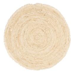 Floor mat with tassel | Ø...