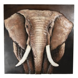 Wand Dekoration Elefant |...