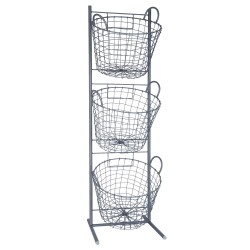 Rack with baskets |...