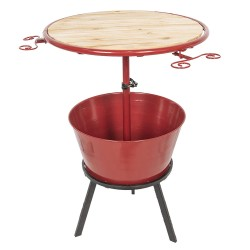 Table d'appoint | Ø 58*108...