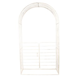 Arch with gate | 126*44*227...