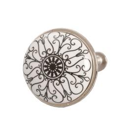 Doorknob   Ø 3 cm   Black...