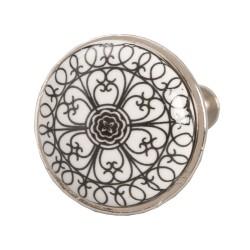 Doorknob | Ø 3 cm | Black |...