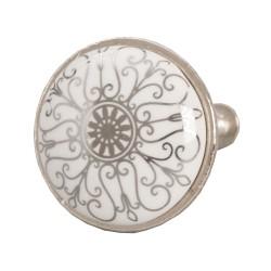 Doorknob | Ø 3 cm | White |...