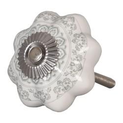 Doorknob | Ø 4.5 cm | White...