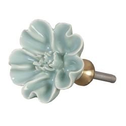 Doorknob | Ø 4 cm | Blue |...