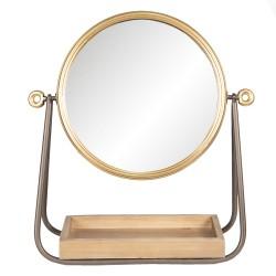 Miroir | 40*14*42 cm | Or |...