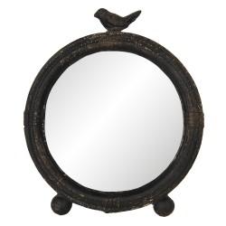 Miroir | 26*4*30 cm | Brun...