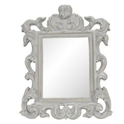 Miroir   34*4*43 cm   Gris...