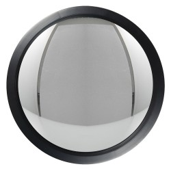 Miroir | Ø 39*4 cm | Noir |...