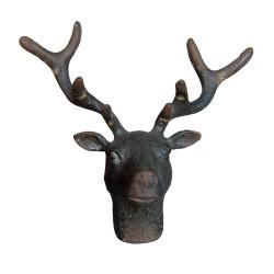 Clayre & Eef Draw Knob Deer...