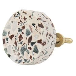 Doorknob | Ø 4 cm | Cream,...
