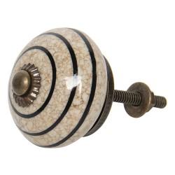 Doorknob | Ø 4 cm | Brown |...