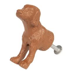 Clayre & Eef Draw Knob Dog...