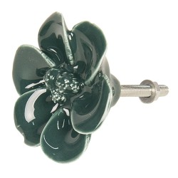 Deurknop | Ø 4 cm | Groen |...