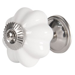 Doorknob | Ø 4 cm | White |...