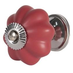 Doorknob | Ø 4 cm | Red |...