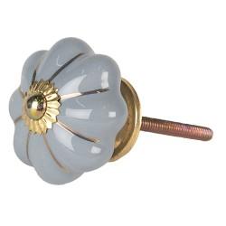 Doorknob   Ø 4*4 cm   Blue...