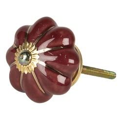 Doorknob | Ø 4*4 cm | Red |...
