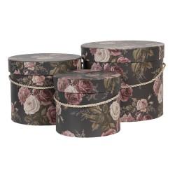 Clayre & Eef Hat Box (set...