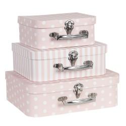 Décoration valise ( set 3 )...